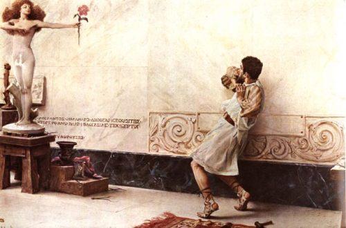 The Myth of Pygmalion and Galatea
