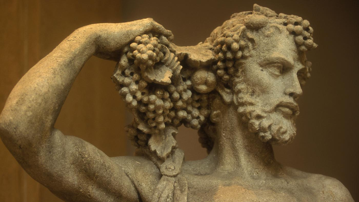 the horrible roman interpretation of dionysos New evidence for the mysteries of dionysos guettel cole, susan greek, roman and byzantine  new evidence and old problems of interpretation  dionysos, for.
